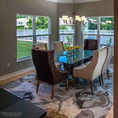 Perrino Furnishings & Design Dining Rooms