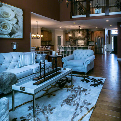 Perrino Furnishings & Design Great Rooms